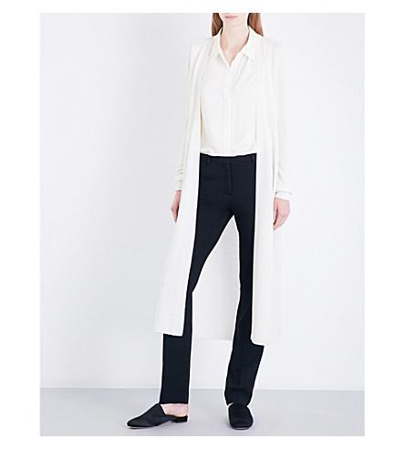 THEORY Torina cashmere cardigan (Ivory