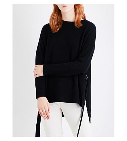 THEORY Karenia cashmere jumper (Black