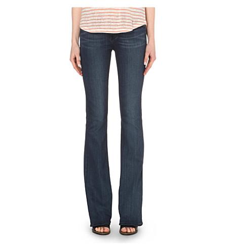 PAIGE DENIM Skyline bootcut mid-rise jeans (Valor