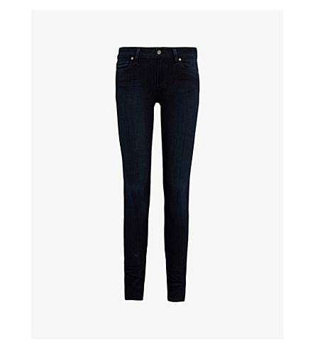 PAIGE DENIM Verdugo ultra-skinny mid-rise jeans (Tonal+mona