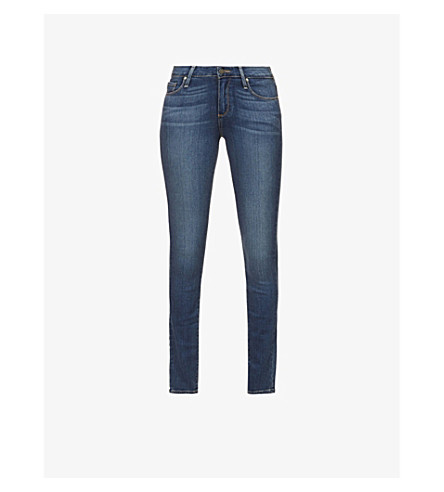 PAIGE Verdugo ultra-skinny mid-rise jeans (Tristan