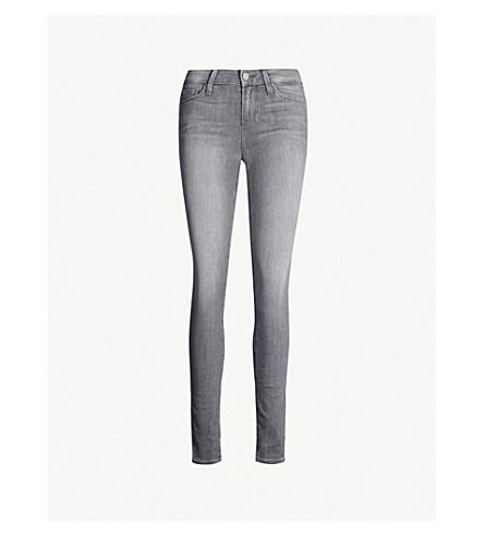 PAIGE Verdugo super-skinny mid-rise jeans (Silvie