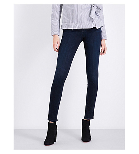 PAIGE Hoxton ultra-skinny high-rise jeans (Surge
