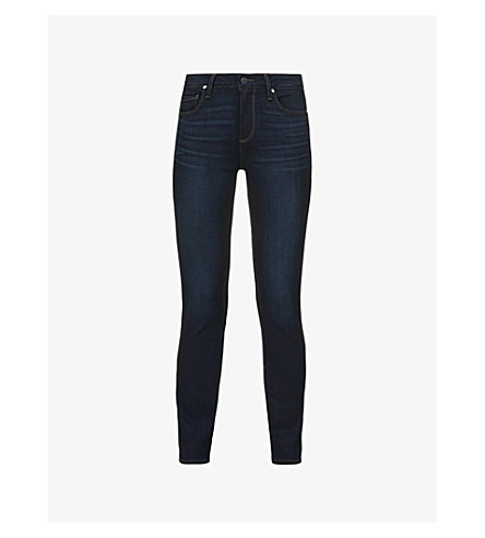 PAIGE Verdugo ultra-skinny ankle-length jeans (Ellora