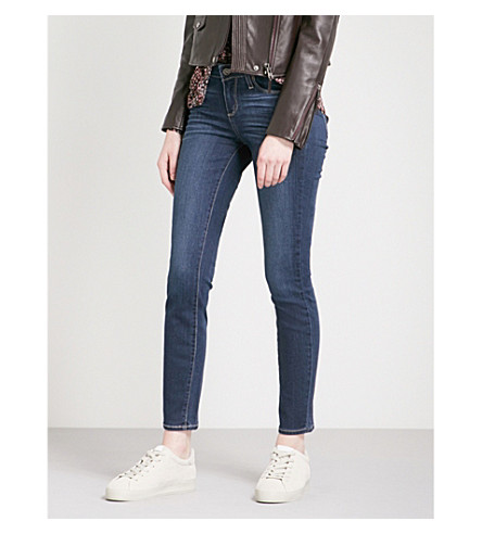 PAIGE Verdugo Ankle ultra-skinny mid-rise jeans (Viona