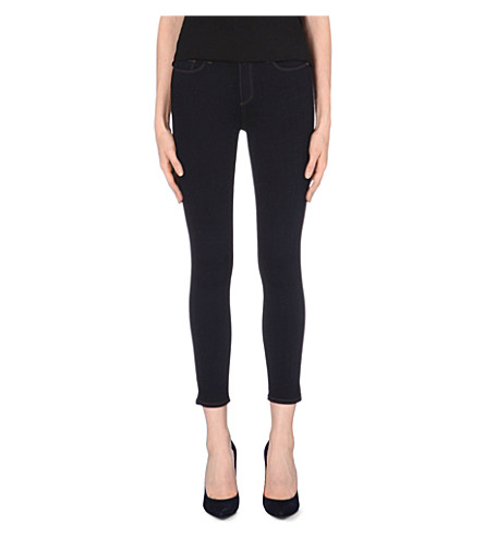 PAIGE DENIM Hoxton ultra-skinny mid-rise jeans (Rockwell