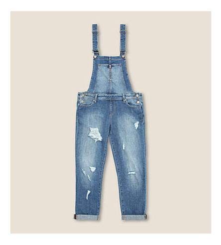 PAIGE DENIM Sierra denim overalls (Conner