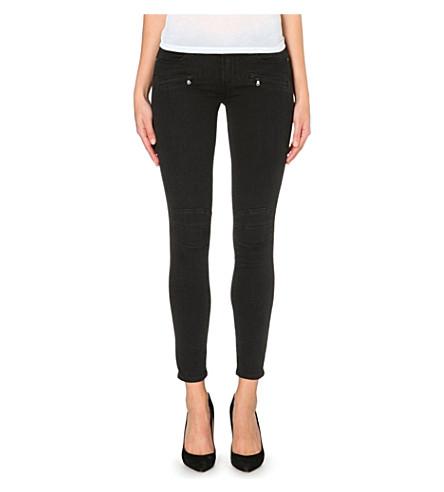 PAIGE DENIM Ollie stretch-denim skinny jeans (Celo