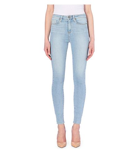 PAIGE DENIM Margot ultra-skinny high-rise jeans (Loren