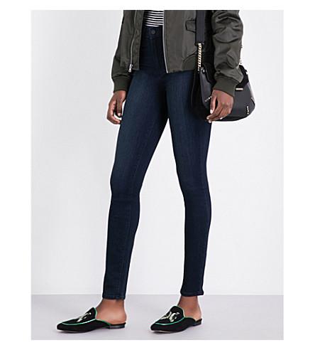 PAIGE DENIM Margot high-rise skinny jeans (Stellah