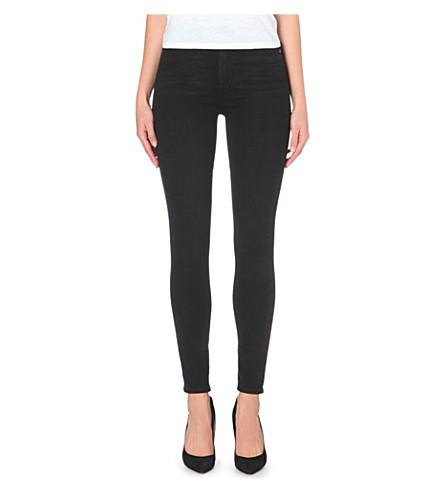 PAIGE DENIM Margot ultra-skinny high-rise jeans (Cleo