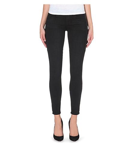 PAIGE DENIM Verdugo embellished skinny mid-rise jeans (Cleo