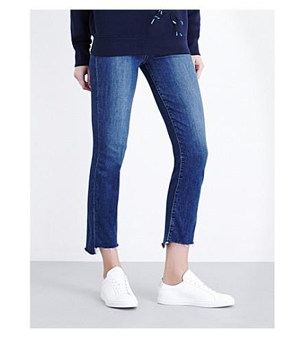 PAIGE DENIM Jacqueline straight high-rise jeans (Lane