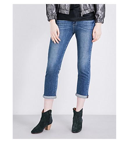 PAIGE Bridgette skinny mid-rise jeans (Emma