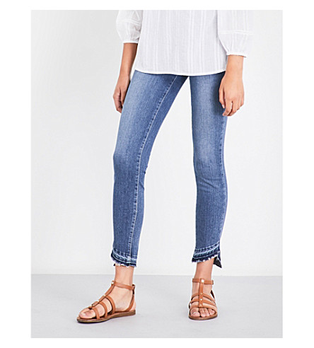 PAIGE DENIM Verdugo Ankle skinny mid-rise jeans (Cayucos