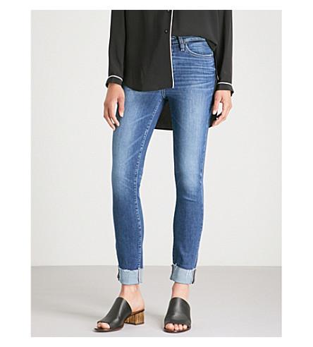 Peg Hoxton de jeans gran Pico PAIGE altura skinny Ankle BAEZwxCq
