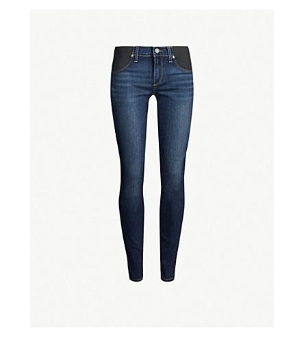 PAIGE Verdugo maternity skinny mid-rise jeans (Nottingham
