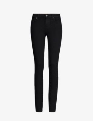 Skyline skinny mid-rise jeans
