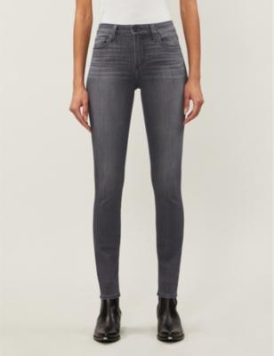 Verdugo ultra-skinny high-rise jeans