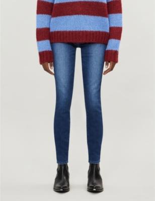 Verdugo Ultra Skinny high-rise jeans