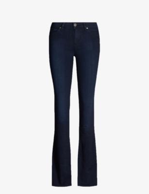 Manhattan high rise bootcut jeans