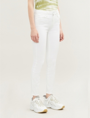 Hoxton Ankle tapered high-rise jeans