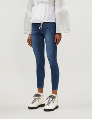 Hoxton skinny stretch-denim jeans