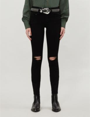 Verdugo ultra-skinny stretch-denim jeans