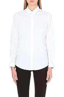 BURBERRY Classic stretch-cotton shirt