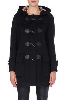 BURBERRY Minstead wool duffle coat