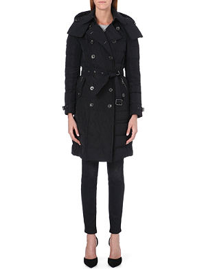 BURBERRY Allerdale quilted coat