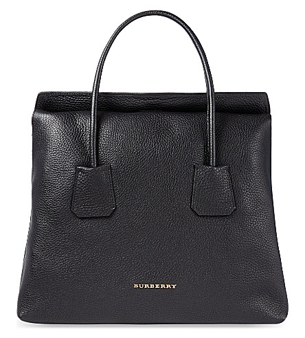 BURBERRY Medium Baynard tote (27