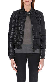 BURBERRY Boblington quilted leather jacket