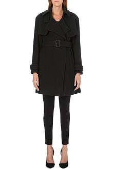 BURBERRY Maybole belted cashmere coat