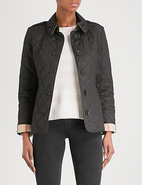 Puffer jackets - Jackets - Coats & jackets - Clothing - Womens ...
