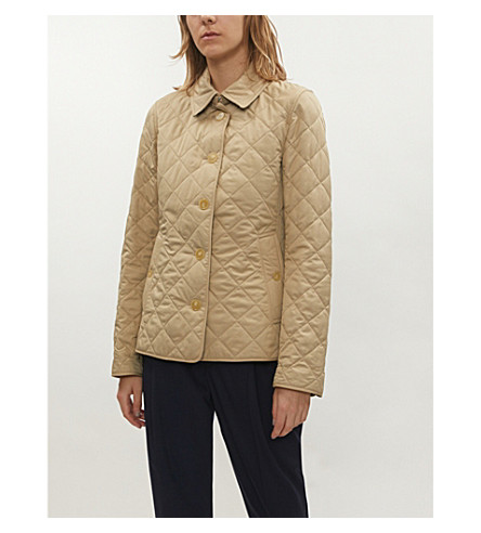 Frankby quilted shell jacket(8002547)