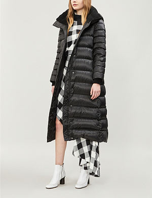 7104f0c76 BURBERRY - Dalmerton quilted shell down coat