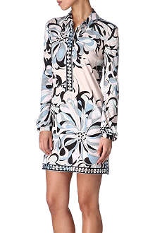 EMILIO PUCCI Azalee tunic dress