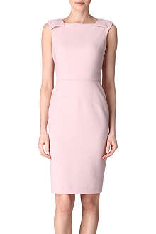 EMILIO PUCCI Wool-crepe dress
