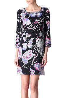 EMILIO PUCCI Papillion dress
