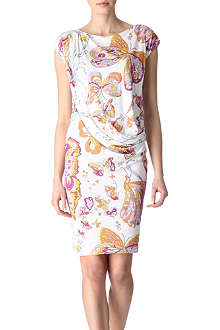 EMILIO PUCCI Papillon dress