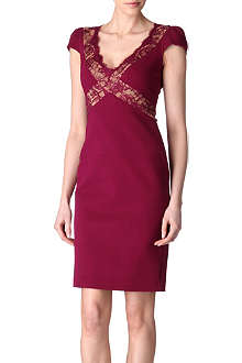 EMILIO PUCCI Panelled lace dress