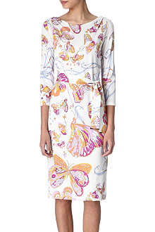 EMILIO PUCCI Marilyn butterfly dress