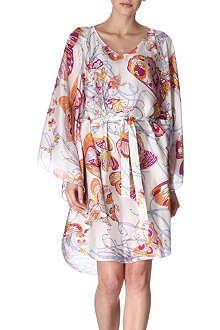 EMILIO PUCCI Butterfly-print dress