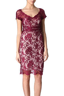 EMILIO PUCCI Fitted lace dress