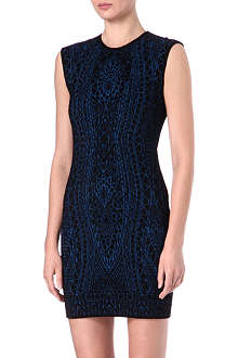 EMILIO PUCCI Knitted jacquard dress