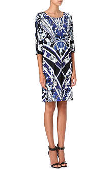 EMILIO PUCCI Print tunic dress