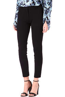 EMILIO PUCCI Stretch-jersey cropped trousers