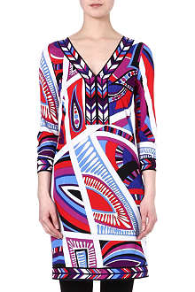 EMILIO PUCCI Kaleidoscope print dress