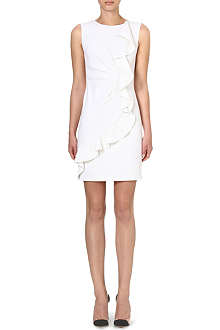 EMILIO PUCCI Ruffled shift dress